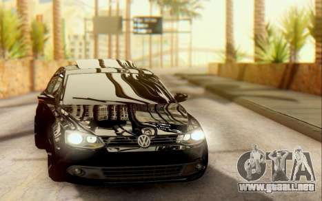Volkswagen Jetta 1.4 Comfortline МТ para GTA San Andreas left