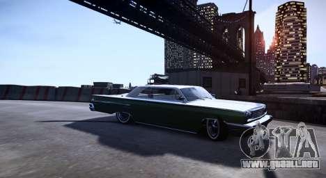 GTA Vice City Voodoo para GTA 4 visión correcta