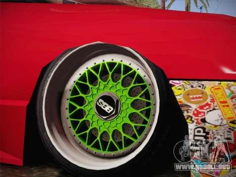 Elegy JDM Style para la visión correcta GTA San Andreas