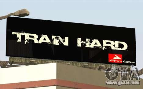 HQ Billiboards para GTA San Andreas quinta pantalla