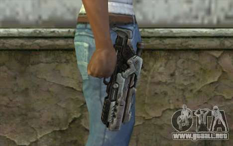 Sacramone para GTA San Andreas tercera pantalla