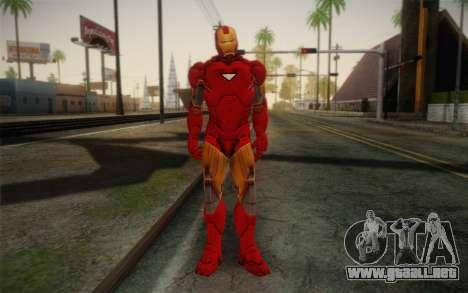Hombre de hierro para GTA San Andreas