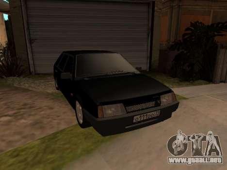 VAZ 2109 Bandit V 1.0 para GTA San Andreas
