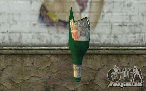 Botella quebrada de GTA 5 para GTA San Andreas
