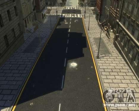 New Roads  (Textures - HD) para GTA 4 segundos de pantalla