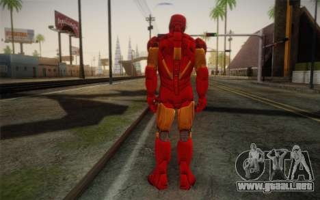 Hombre de hierro para GTA San Andreas segunda pantalla