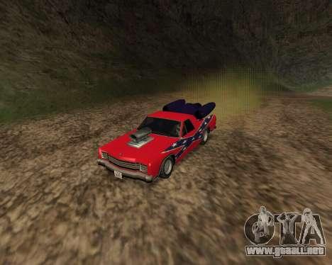 Rocket Picador GT para GTA San Andreas left