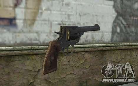 Revólver (Deadfall Adventures) para GTA San Andreas segunda pantalla