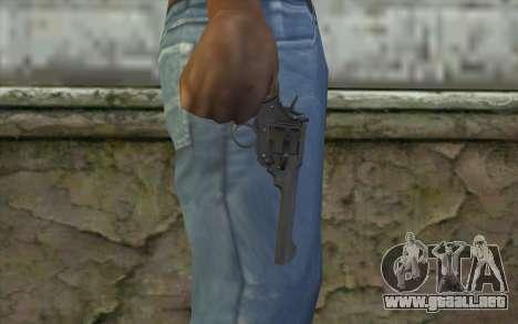 Revólver (Deadfall Adventures) para GTA San Andreas tercera pantalla