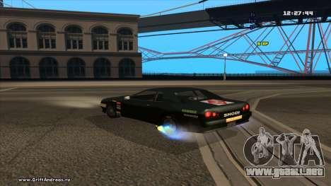 Elegy-Hotring para la visión correcta GTA San Andreas