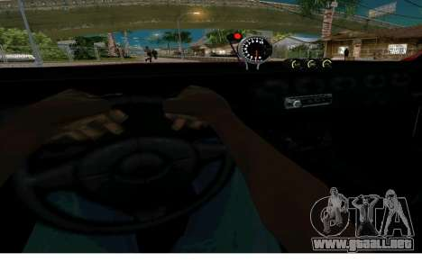 New Jester HQ para la visión correcta GTA San Andreas