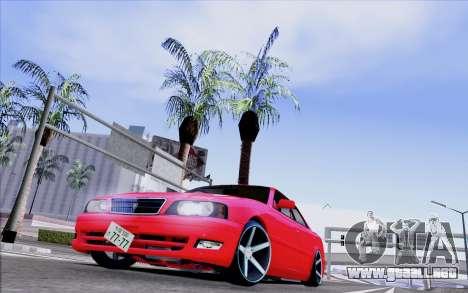 Toyota Chaser Tourer V para la visión correcta GTA San Andreas