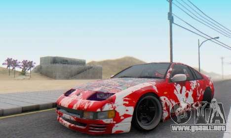 Nissan 300ZX Fairlady para visión interna GTA San Andreas