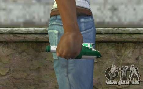Botella quebrada de GTA 5 para GTA San Andreas tercera pantalla