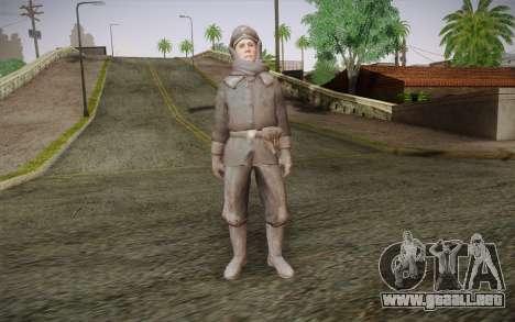 Friedrich Steiner из CoD: Black Ops para GTA San Andreas