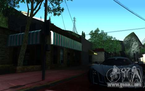ENBSeries Ajustes por Makar_SmW86 v5.1 para GTA San Andreas quinta pantalla
