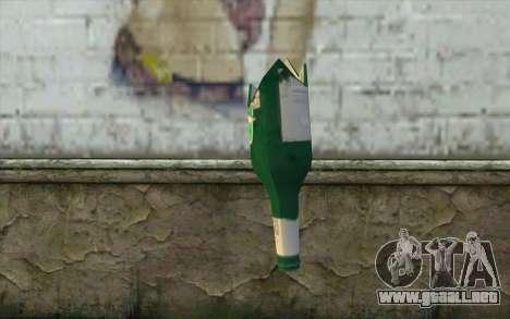 Botella quebrada de GTA 5 para GTA San Andreas segunda pantalla