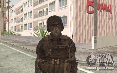 Keegan P. Russ para GTA San Andreas tercera pantalla