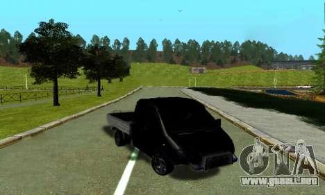 GAZ 3302 V8 de Demonios para GTA San Andreas left