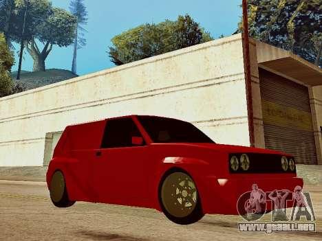 Club Sport para GTA San Andreas