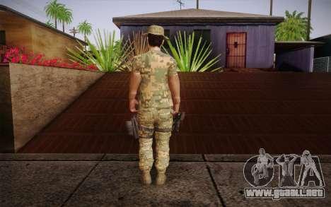 Del Vago para GTA San Andreas segunda pantalla