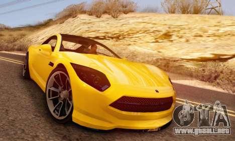 Hijak Khamelion V1.0 para la vista superior GTA San Andreas