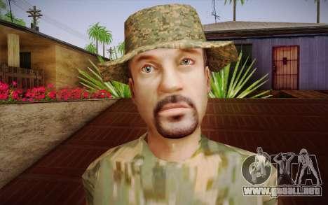 Del Vago para GTA San Andreas tercera pantalla