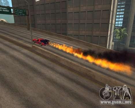 Rocket Picador GT para la visión correcta GTA San Andreas