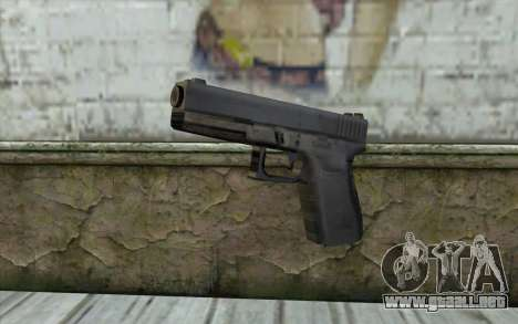 Manhunt Glock para GTA San Andreas