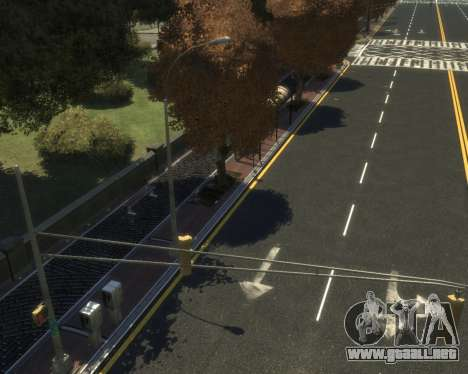 New Roads  (Textures - HD) para GTA 4