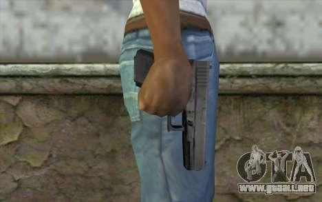 Manhunt Glock para GTA San Andreas tercera pantalla