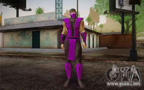 Lluvia из Ultimate MK3 para GTA San Andreas