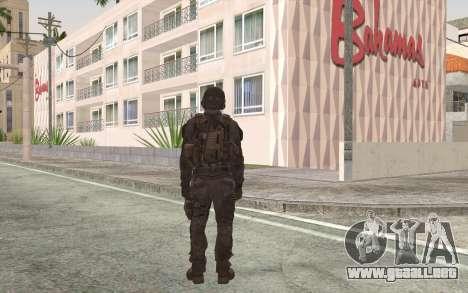 Keegan P. Russ para GTA San Andreas segunda pantalla