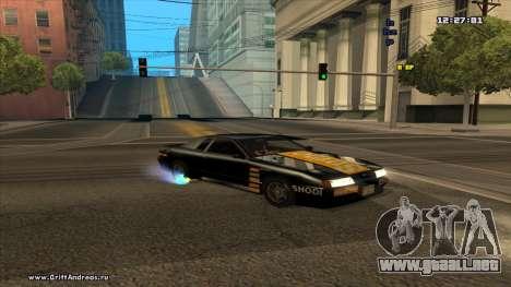 Elegy-Hotring para GTA San Andreas