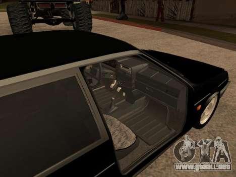 VAZ 2109 Bandit V 1.0 para la visión correcta GTA San Andreas
