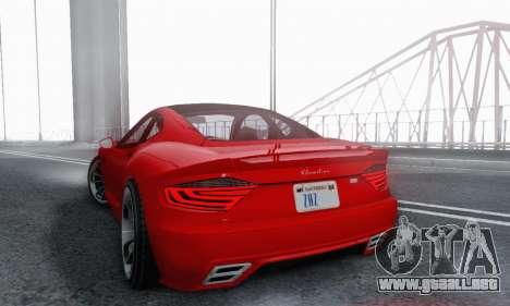 Hijak Khamelion V1.0 para visión interna GTA San Andreas