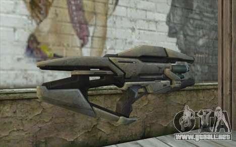 La guirnalda para GTA San Andreas segunda pantalla