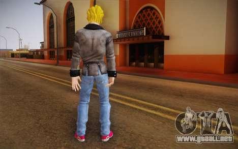 Hulman para GTA San Andreas segunda pantalla