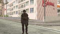 Keegan P. Russ para GTA San Andreas