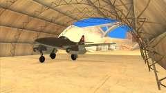 Messerschmitt Me.262 Schwalbe para GTA San Andreas