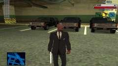 C-HUD SampHack para GTA San Andreas