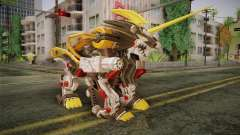 Energy Liger from Zoids para GTA San Andreas