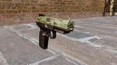 Pistola FN Five seveN Verde Camo para GTA 4