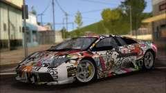 Lamborghini Murcielago 2005 Mismas Ediciones de la FIV para GTA San Andreas