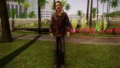William Carver из The Walking Dead para GTA San Andreas