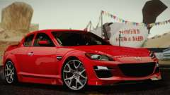 Mazda RX-8 Spirit R 2012