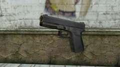 Manhunt Glock
