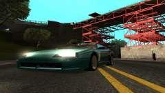 ENB mod muy débil PC para GTA San Andreas