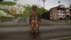 U.S. Soldier v1 para GTA San Andreas