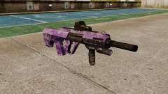 Автомат Steyr AUG-A3 Óptica Púrpura Camo